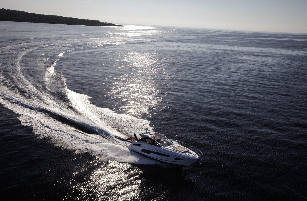 Sunseeker Portofino 40 | Экстрьер 5