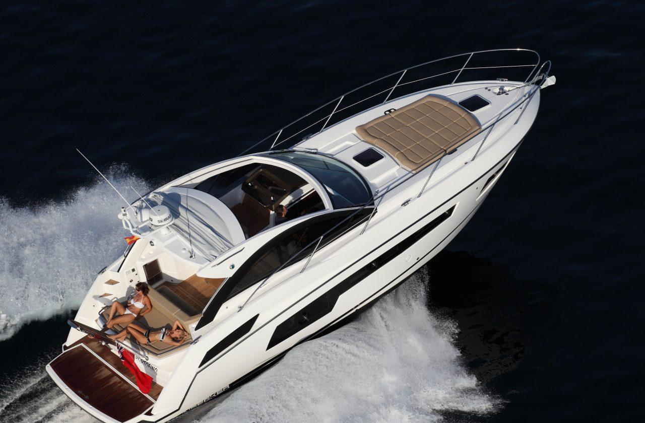 Sunseeker Portofino 40 | Экстрьер 6