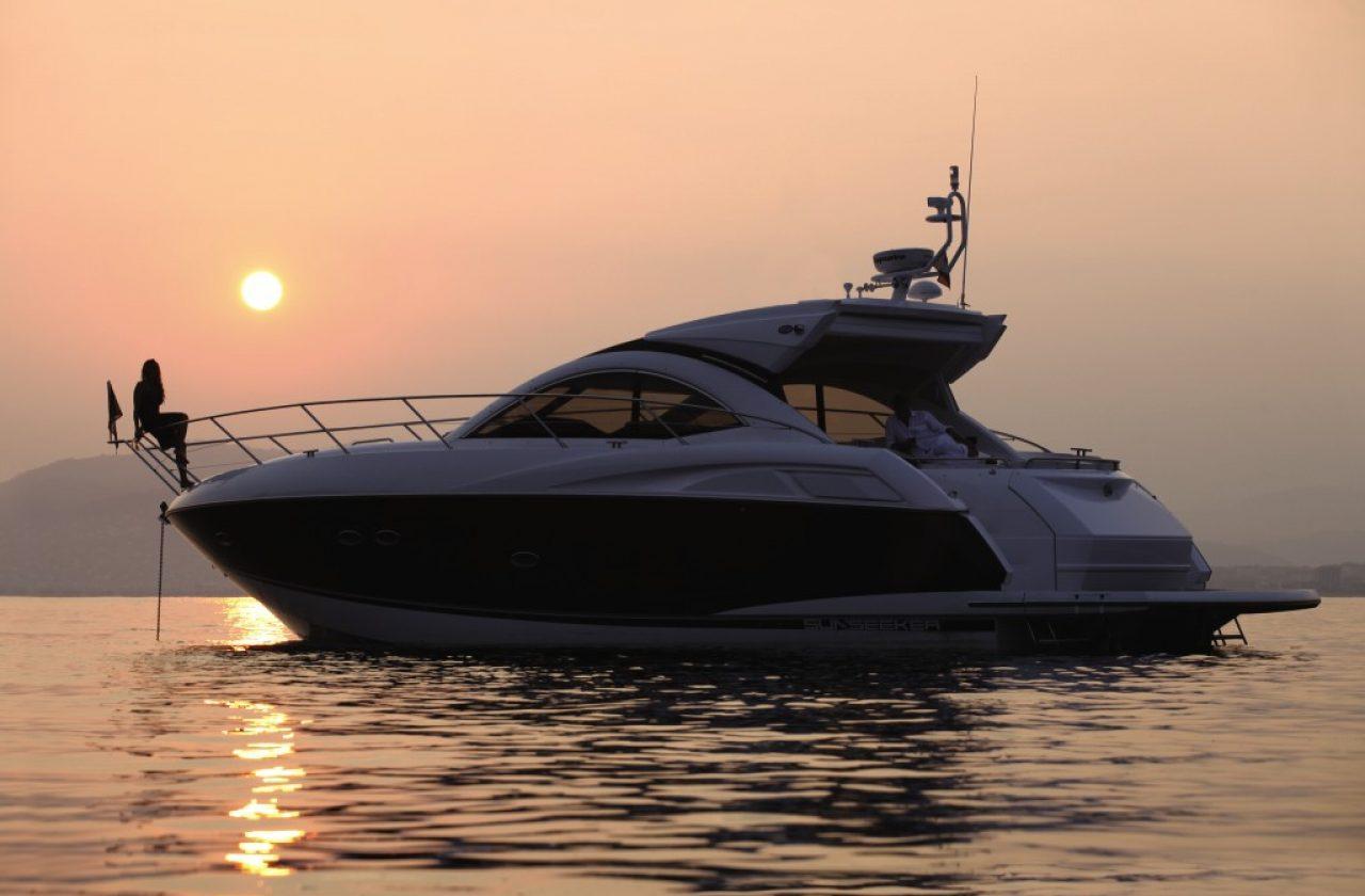 Sunseeker Portofino 48 | Экстрьер 9