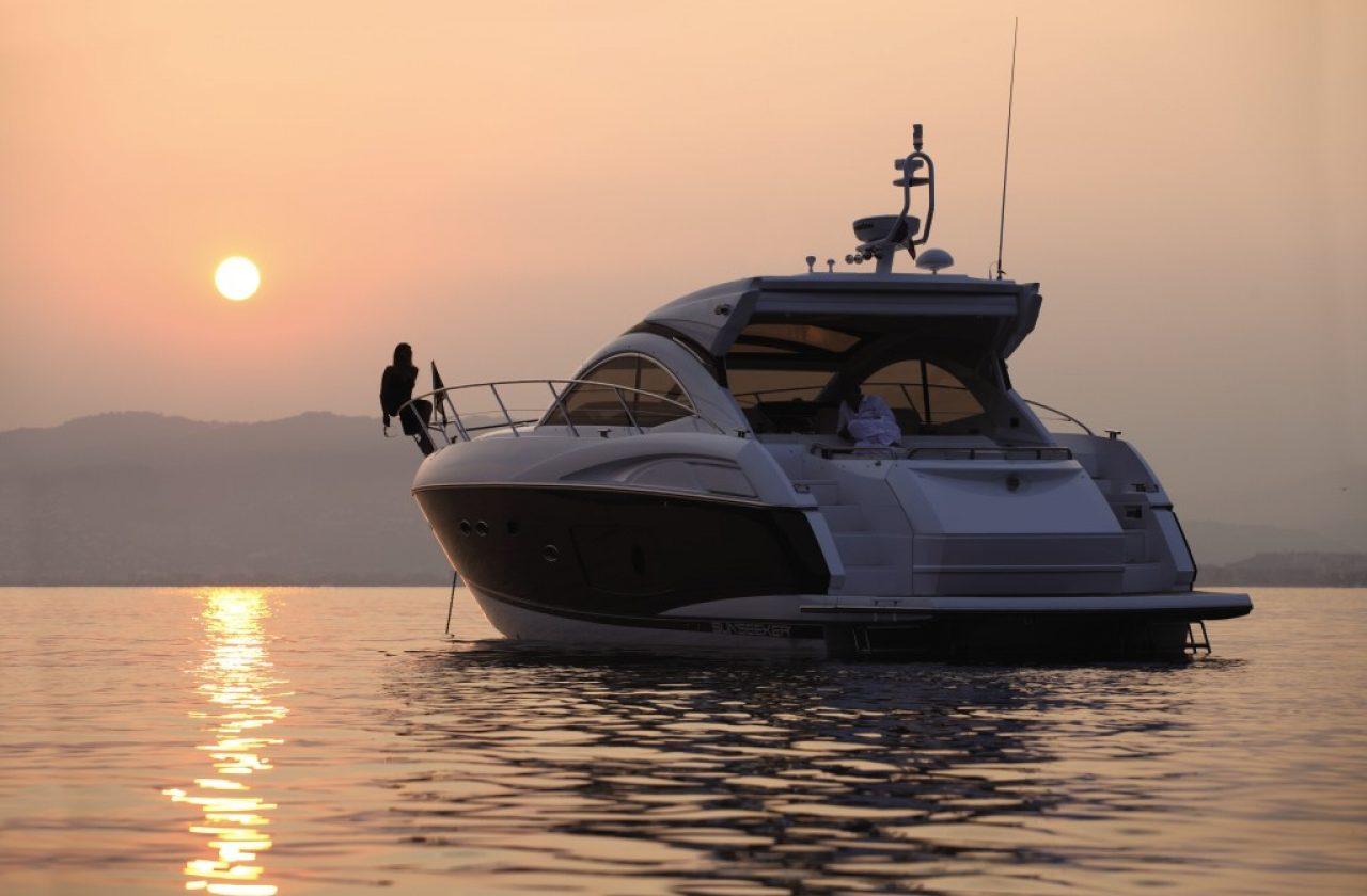 Sunseeker Portofino 48 | Экстрьер 11