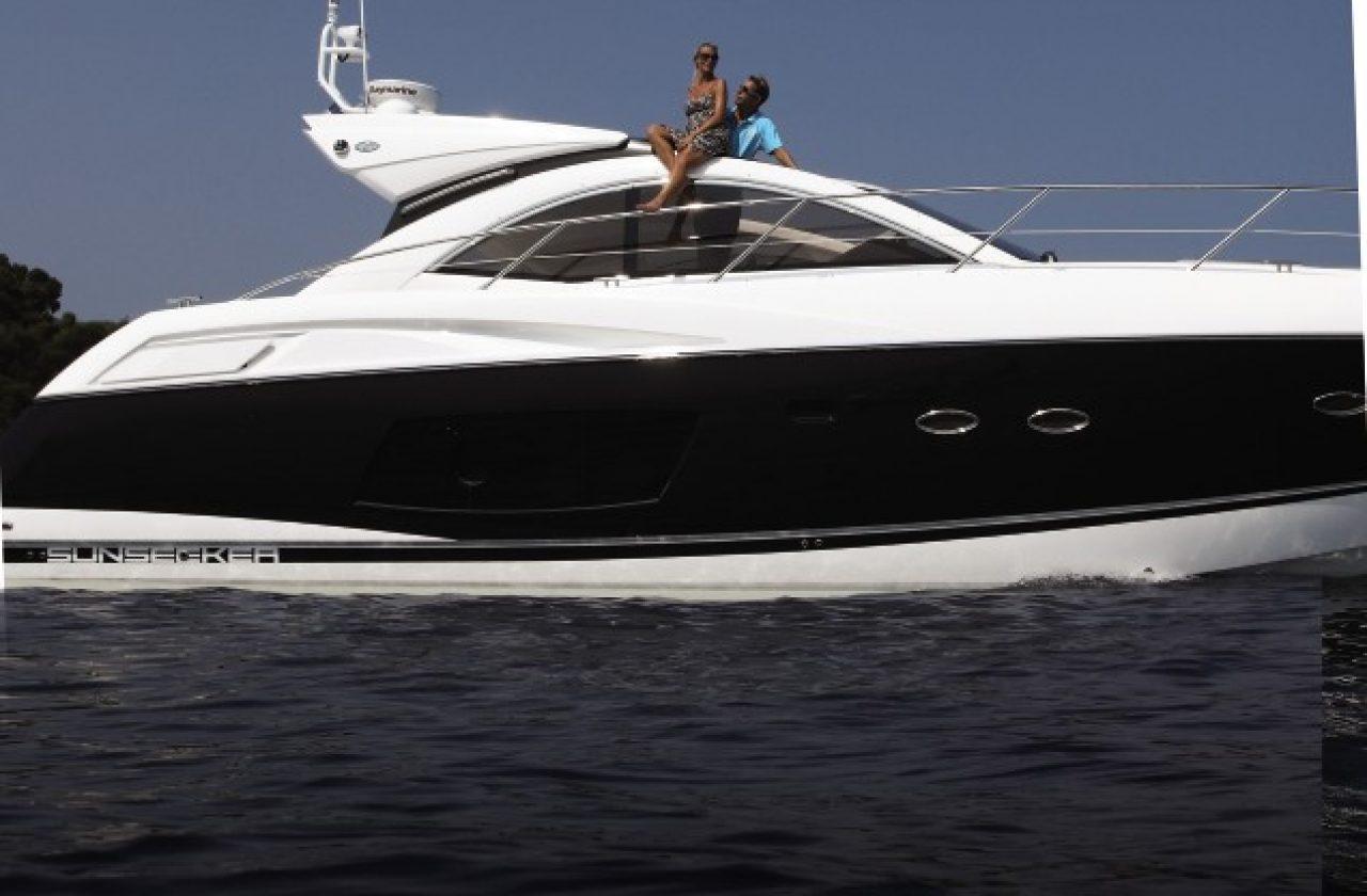 Sunseeker Portofino 48 | Экстрьер 5