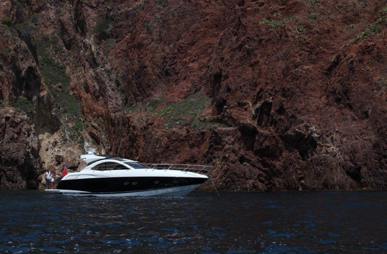 Sunseeker Portofino 48 | Экстрьер 8