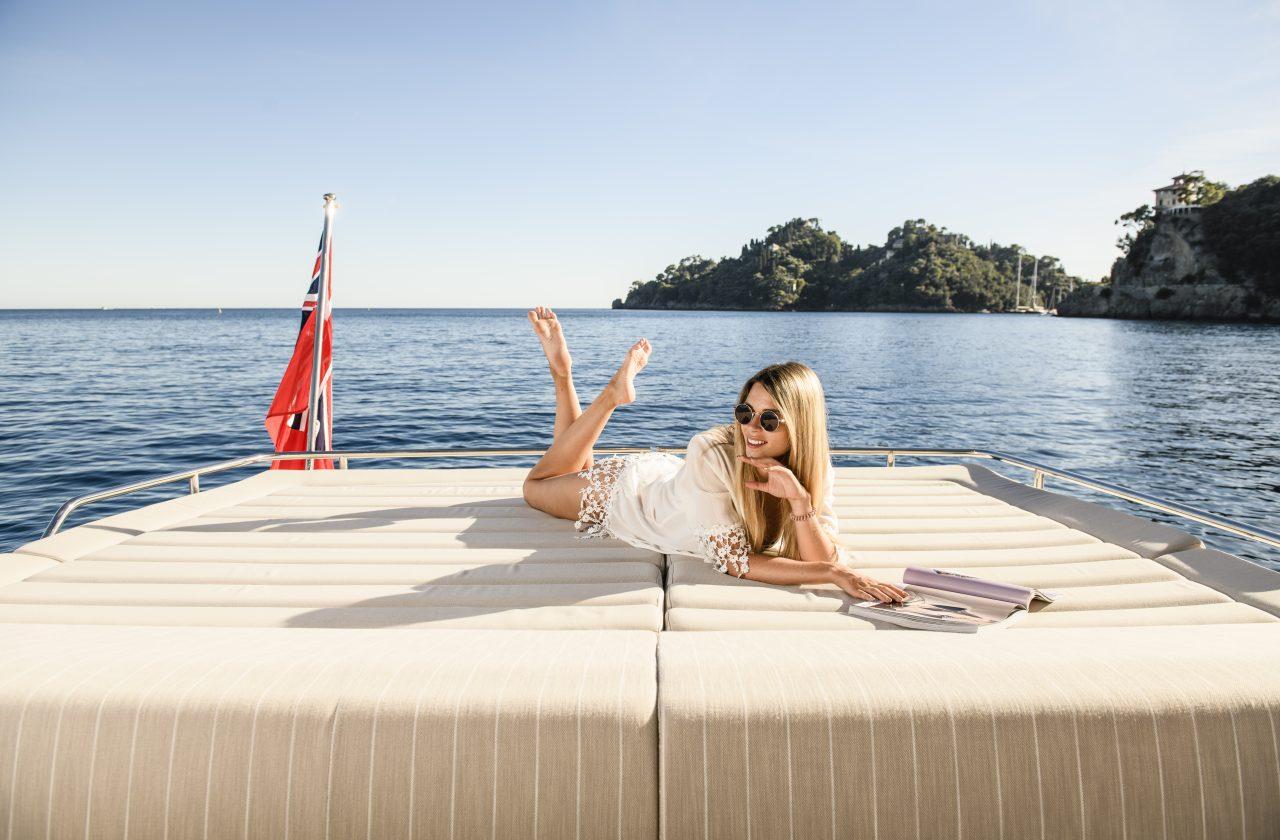 Sunseeker 74 Sport Yacht | Экстрьер 6