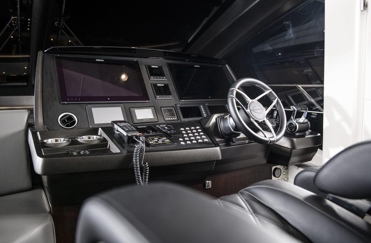 Sunseeker 74 Sport Yacht | Интерьер 6