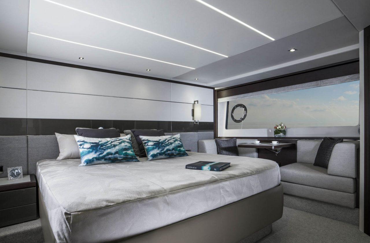 Sunseeker 74 Sport Yacht | Интерьер 9