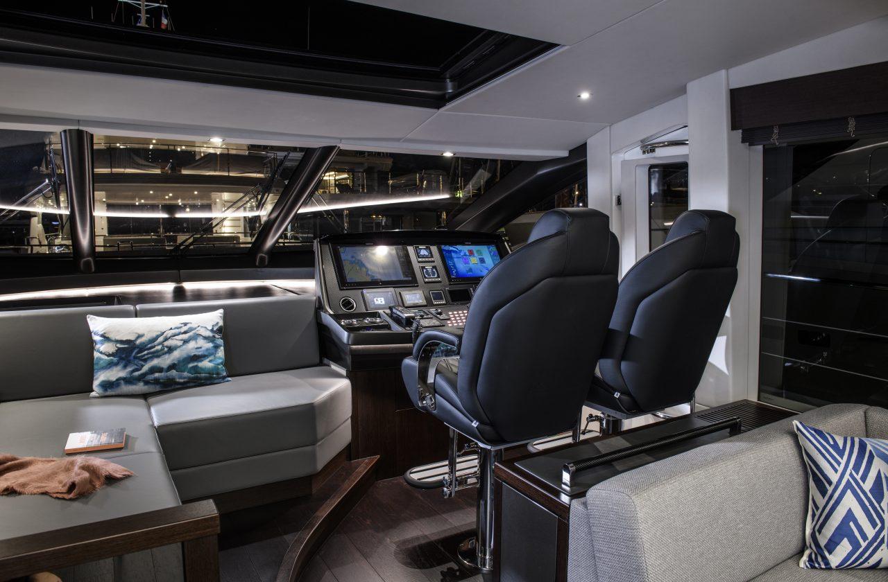 Sunseeker 74 Sport Yacht   Интерьер 5