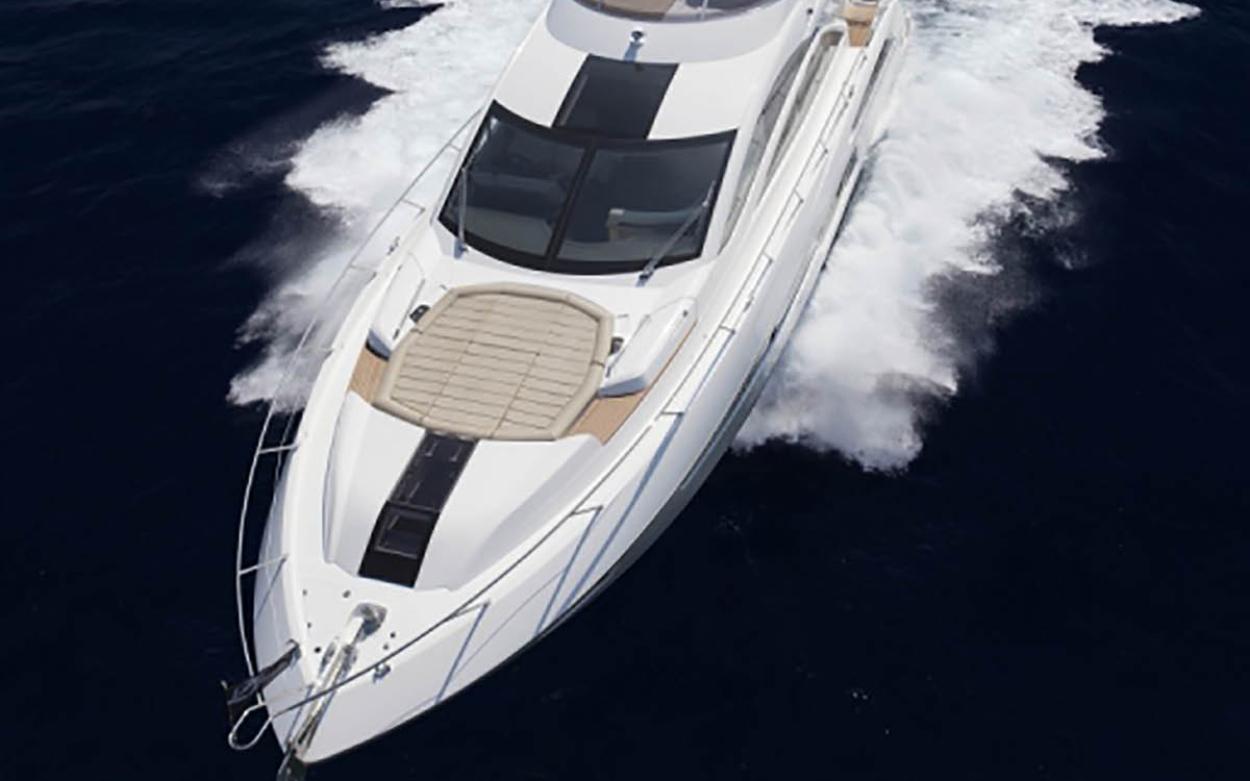 Sunseeker 68 Sport Yacht | Экстрьер 1
