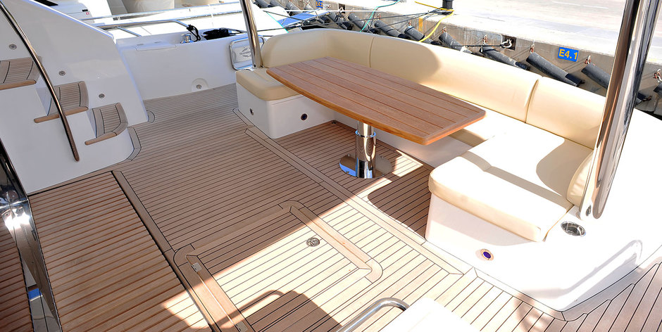 Sunseeker 75 Yacht (REF. SS-7514) | Экстрьер 10