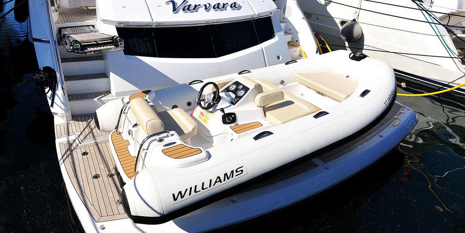 Sunseeker 75 Yacht (REF. SS-7514) | Экстрьер 13
