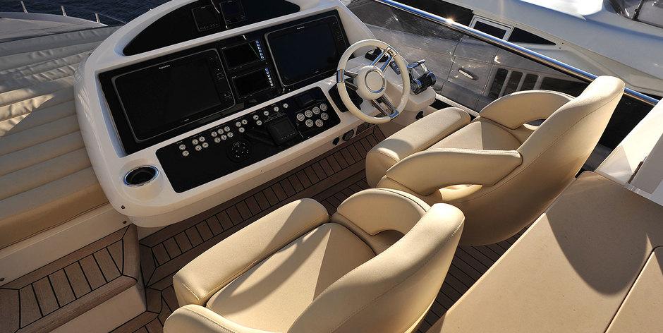 Sunseeker 75 Yacht (REF. SS-7514) | Экстрьер 16