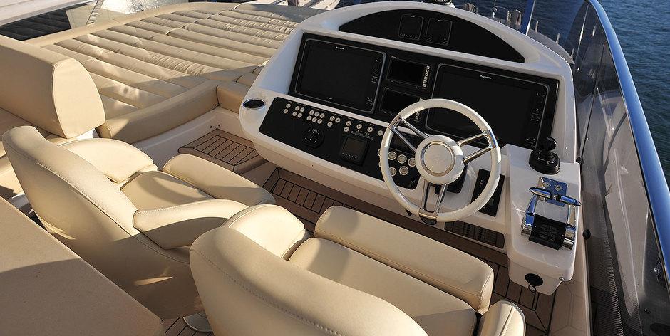 Sunseeker 75 Yacht (REF. SS-7514) | Экстрьер 17