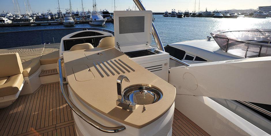 Sunseeker 75 Yacht (REF. SS-7514) | Экстрьер 19
