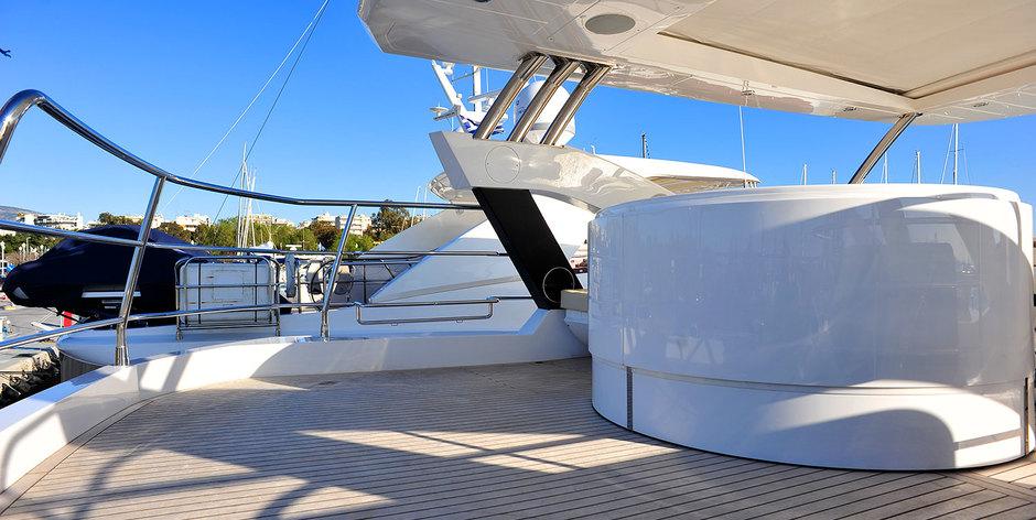 Sunseeker 75 Yacht (REF. SS-7514) | Экстрьер 22
