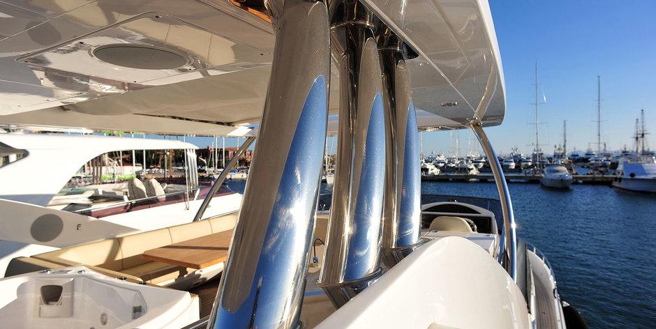 Sunseeker 75 Yacht (REF. SS-7514) | Экстрьер 23