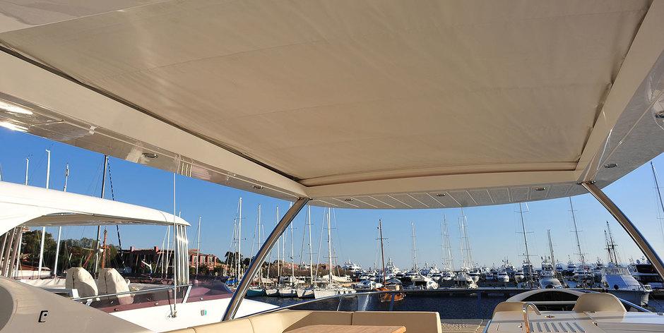 Sunseeker 75 Yacht (REF. SS-7514) | Экстрьер 24