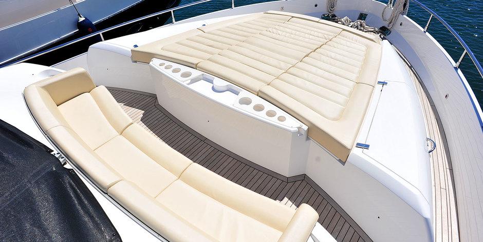 Sunseeker 75 Yacht (REF. SS-7514) | Экстрьер 4