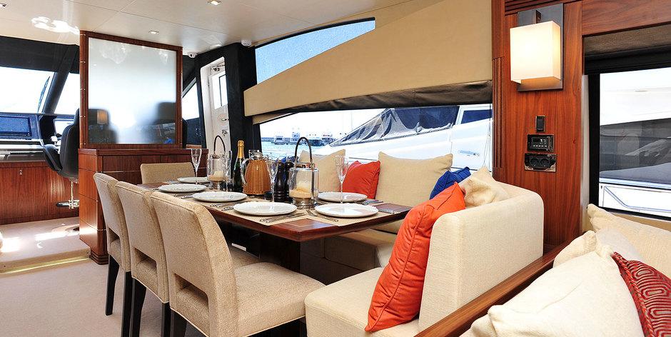 Sunseeker 75 Yacht (REF. SS-7514) | Интерьер 2