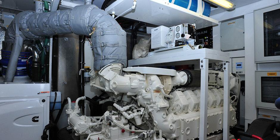 Sunseeker 75 Yacht (REF. SS-7514) | Интерьер 38