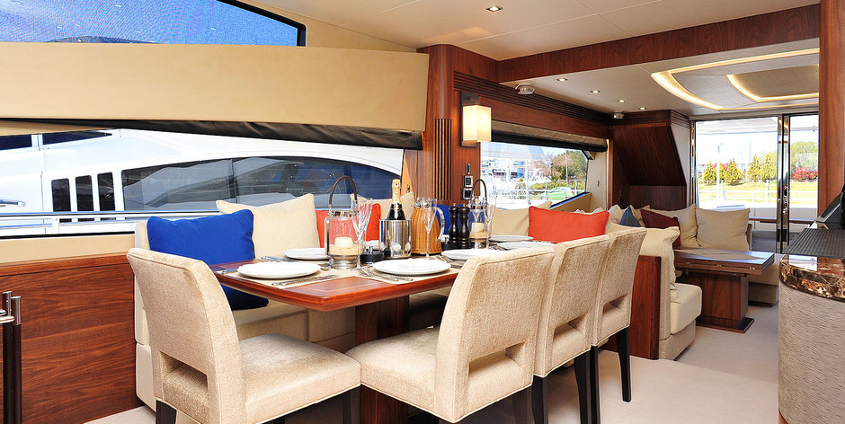 Sunseeker 75 Yacht (REF. SS-7514) | Интерьер 3
