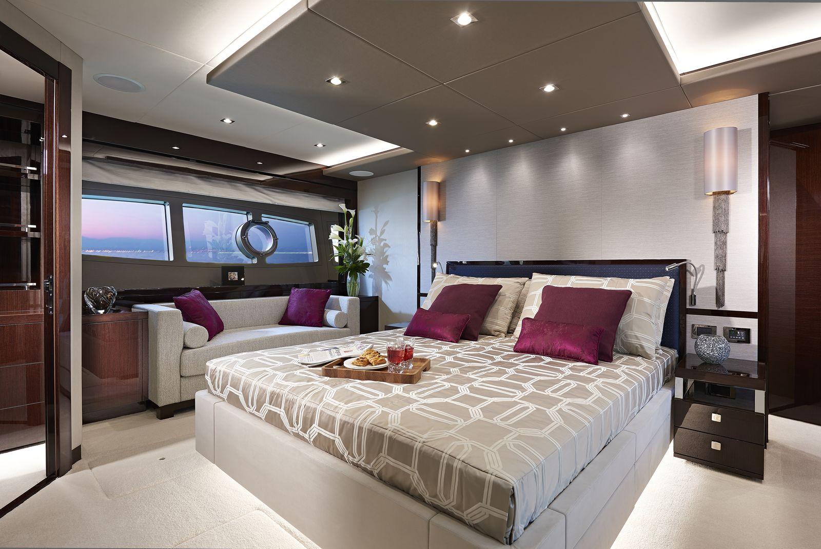 Sunseeker 95 Yacht | Интерьер 8