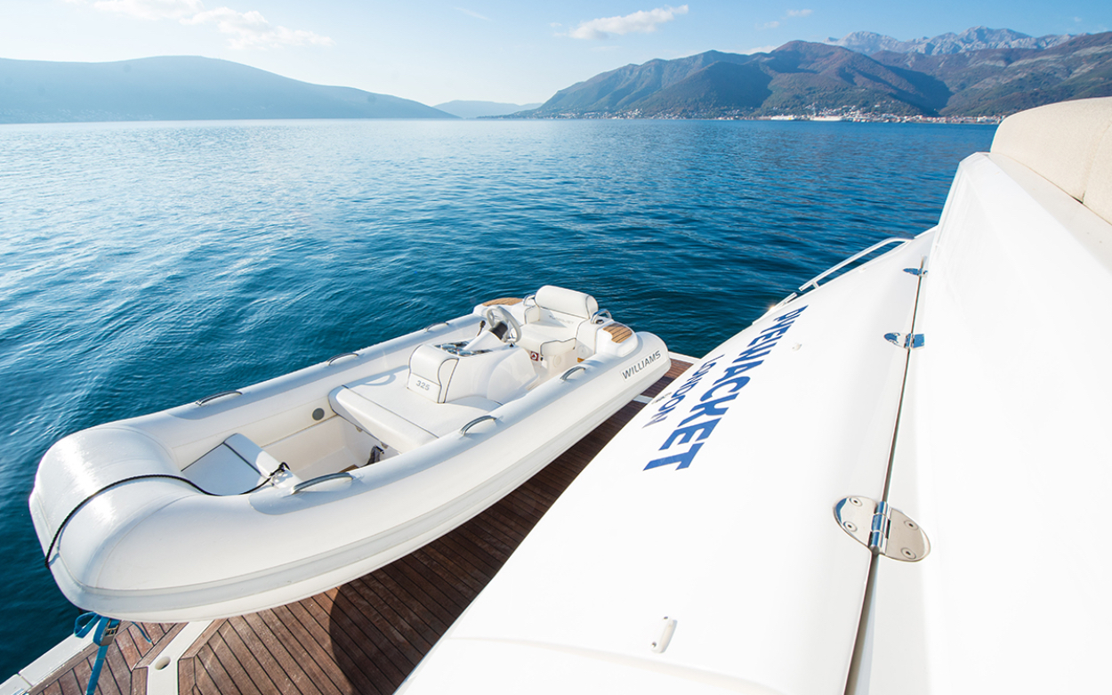 Sunseeker Manhattan 70 | Экстрьер 4