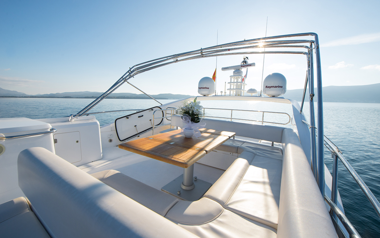 Sunseeker Manhattan 70 | Экстрьер 5