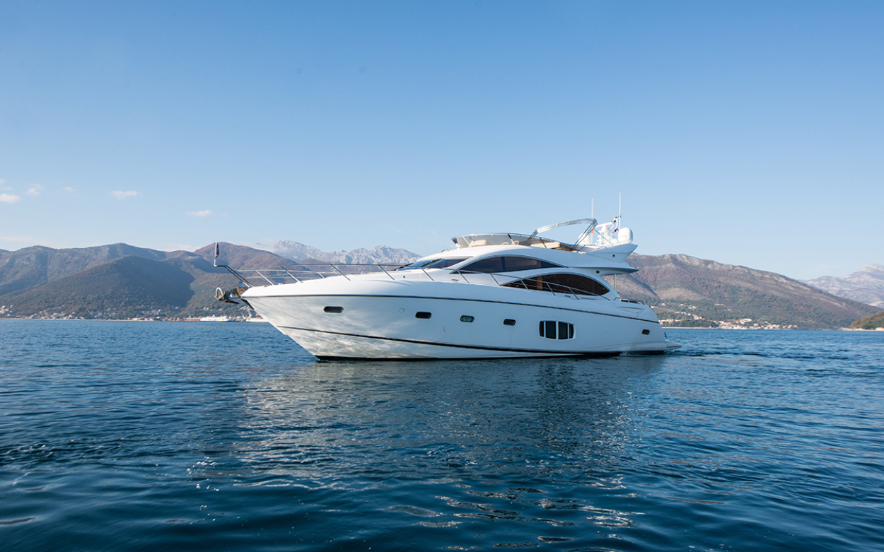 Sunseeker Manhattan 70 | Экстрьер 1