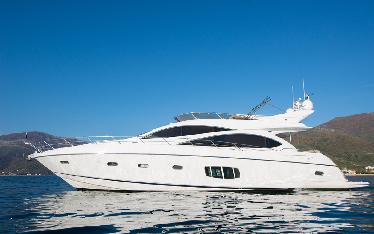 Sunseeker Manhattan 70 | Экстрьер 0