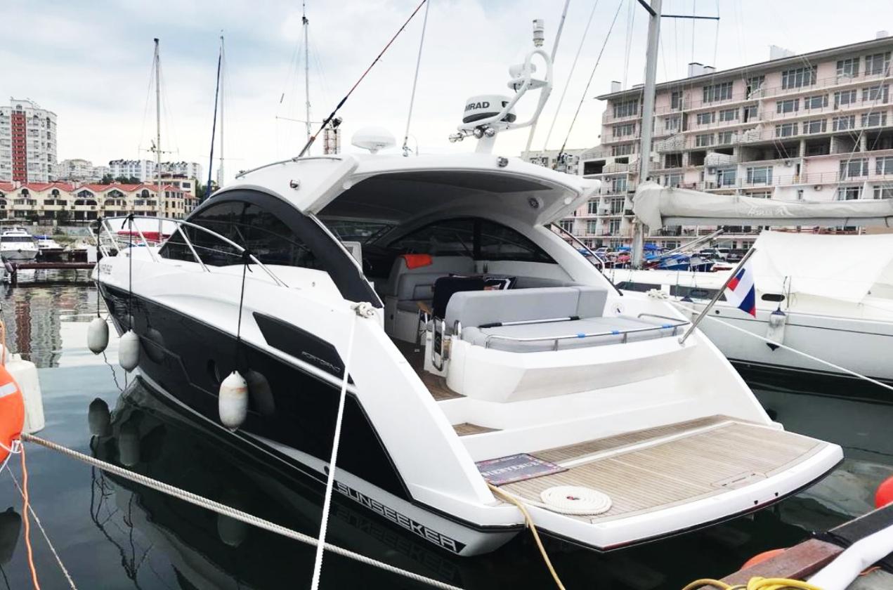 Sunseeker Portofino 40 (REF. SS-4013) | Экстрьер 2