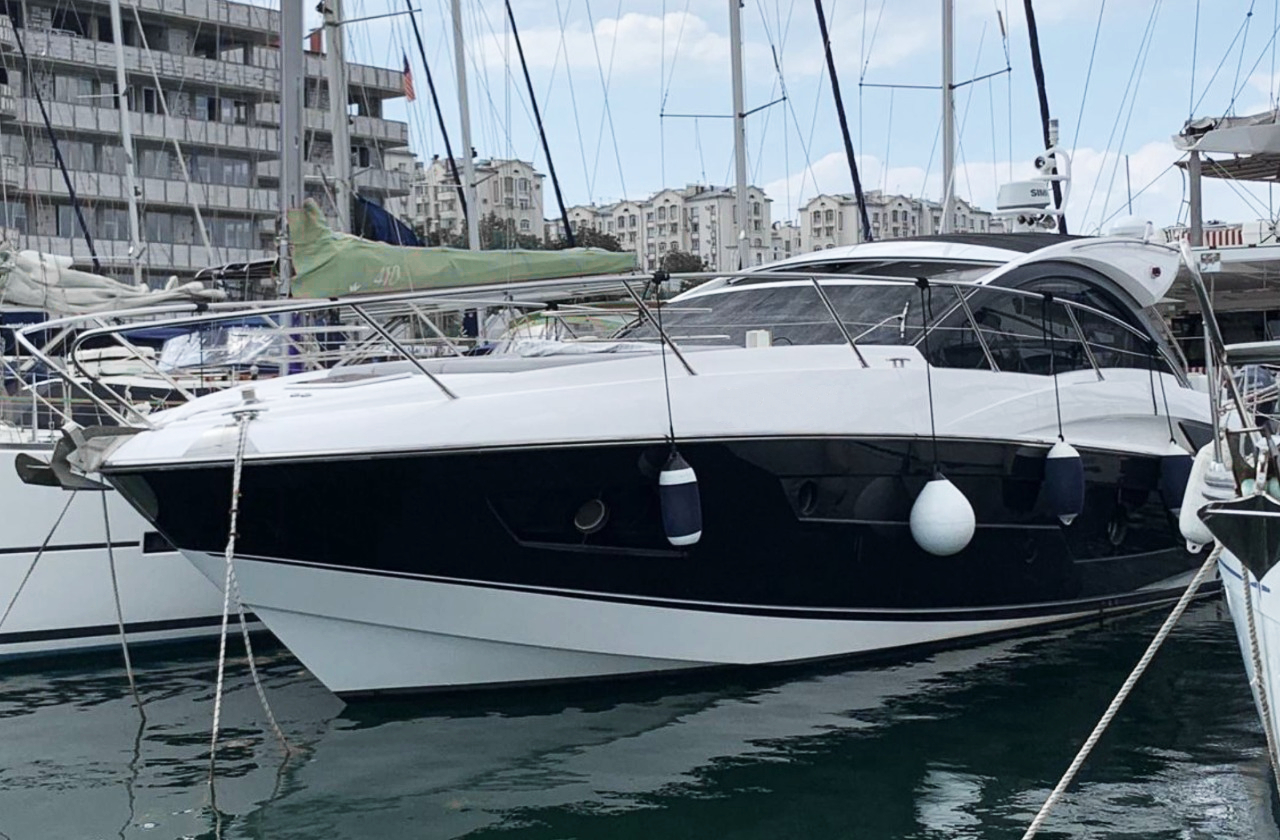 Sunseeker Portofino 40 (REF. SS-4013) | Экстрьер 0