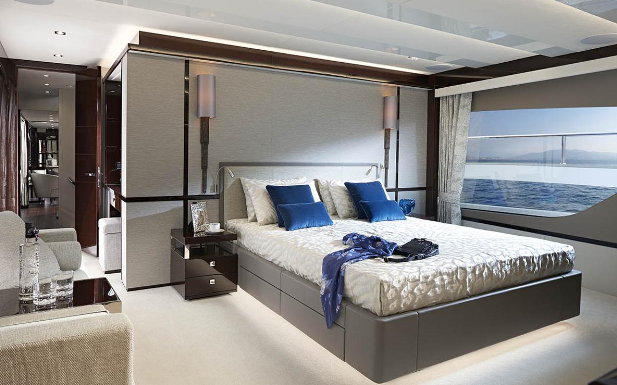 Sunseeker 95 Yacht | Интерьер 5