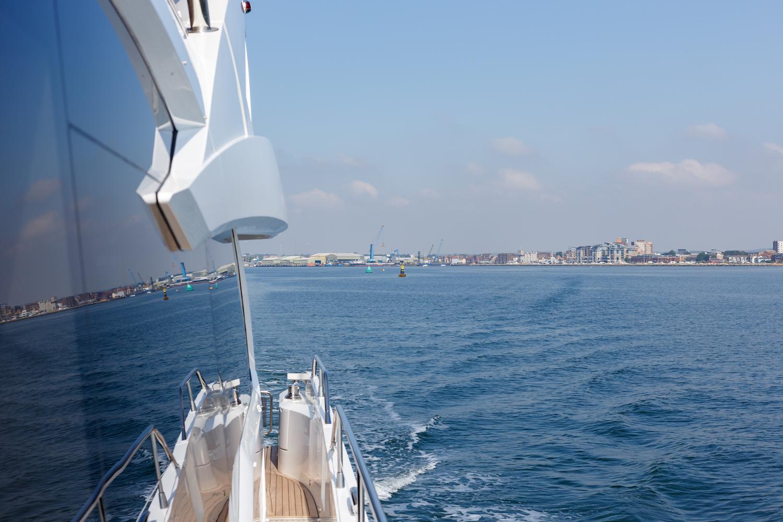 Sunseeker 76 Yacht | Экстрьер 9