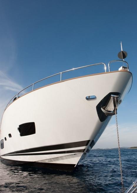 Sunseeker 28 Metre Yacht | Экстрьер 6