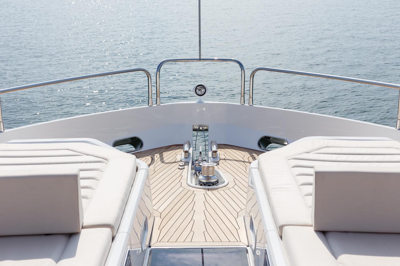 Sunseeker 76 Yacht | Экстрьер 10