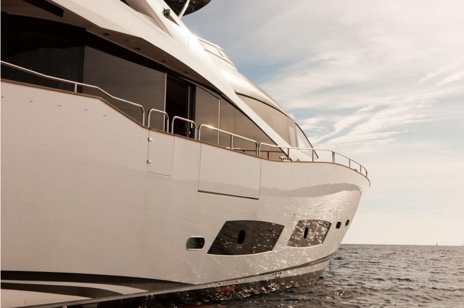 Sunseeker 28 Metre Yacht | Экстрьер 7