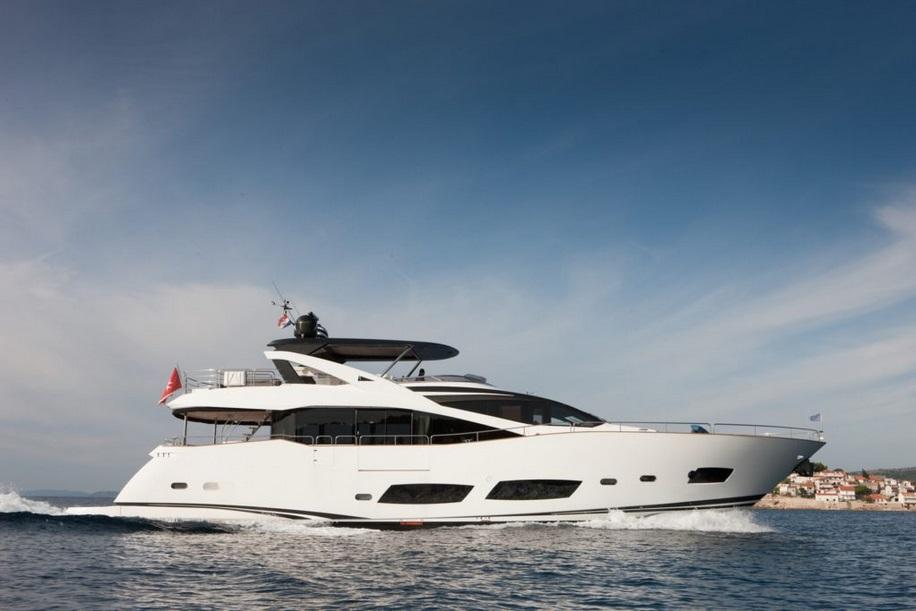 Sunseeker 28 Metre Yacht | Экстрьер 5