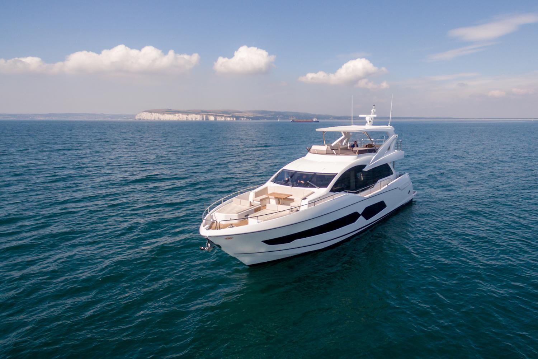 Sunseeker 76 Yacht (206) | Экстрьер 6