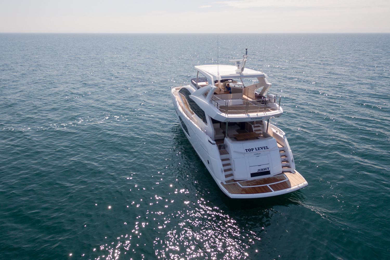 Sunseeker 76 Yacht (206) | Экстрьер 5