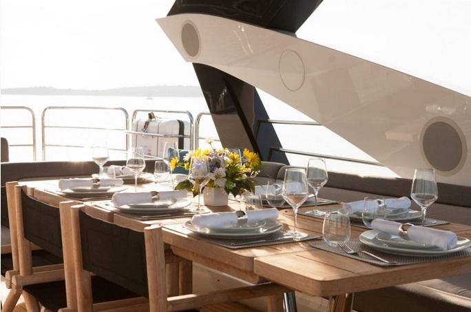 Sunseeker 28 Metre Yacht | Экстрьер 16