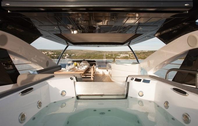 Sunseeker 28 Metre Yacht | Экстрьер 17
