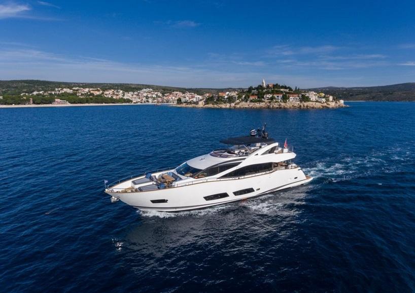 Sunseeker 28 Metre Yacht | Экстрьер 2