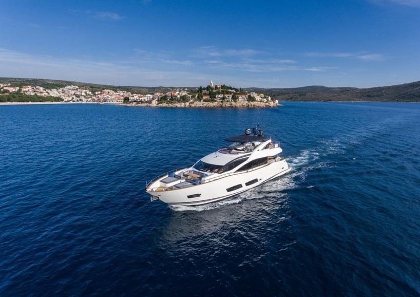 Sunseeker 28 Metre Yacht | Экстрьер 1