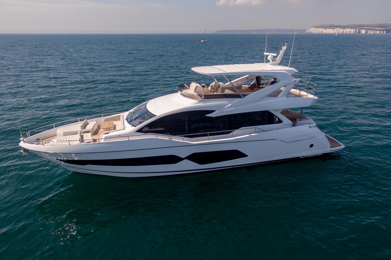 Sunseeker 76 Yacht (206) | Экстрьер 1