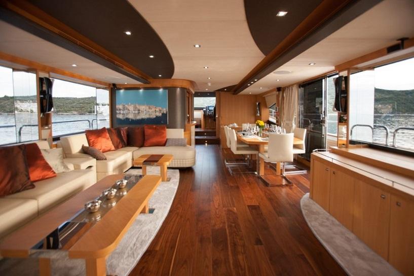 Sunseeker 28 Metre Yacht | Интерьер 0