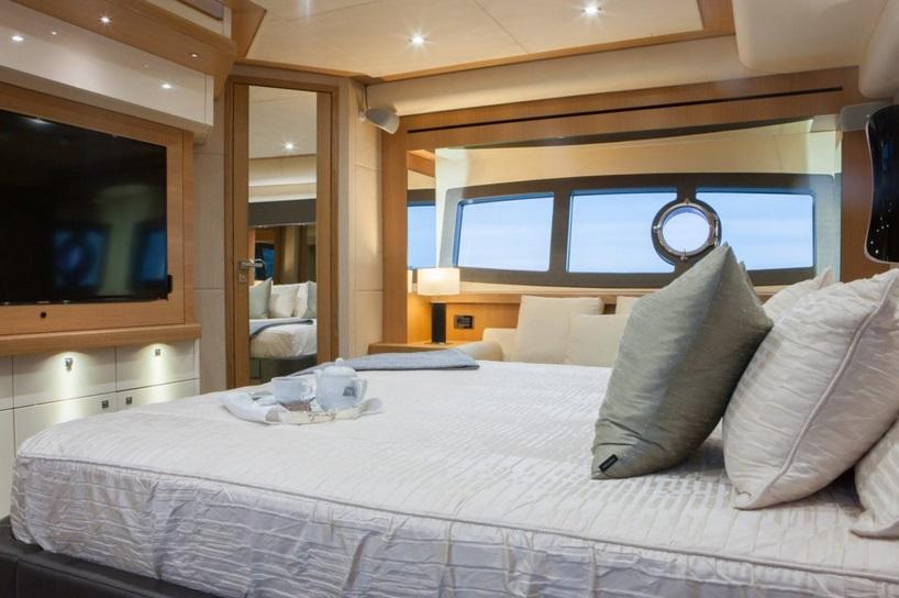 Sunseeker 28 Metre Yacht | Интерьер 17