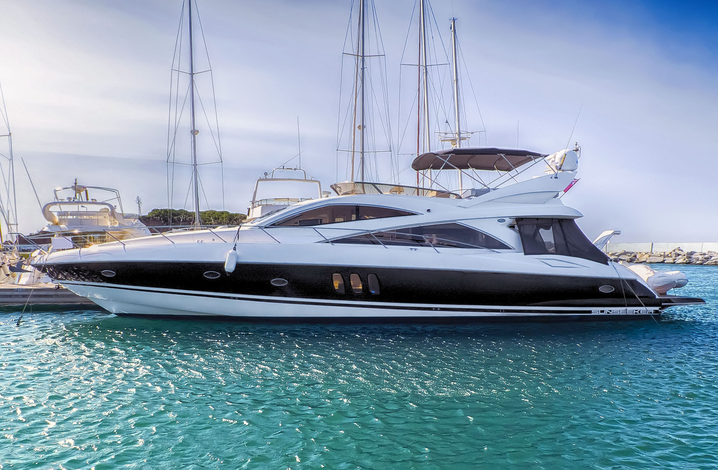 Sunseeker Manhattan 66 (6607) | Экстрьер 1