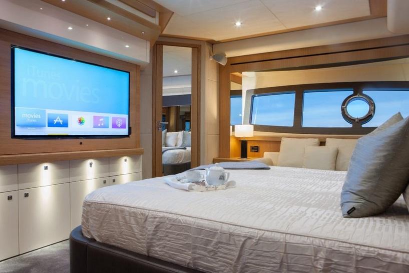 Sunseeker 28 Metre Yacht | Интерьер 19
