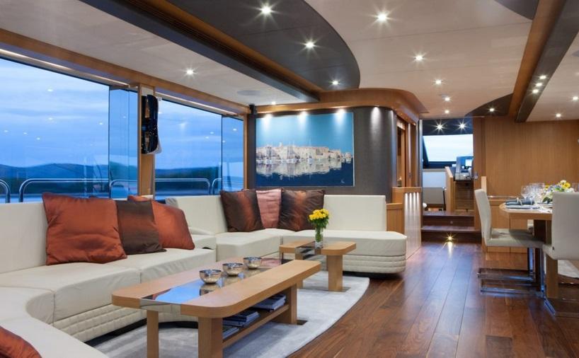 Sunseeker 28 Metre Yacht | Интерьер 3