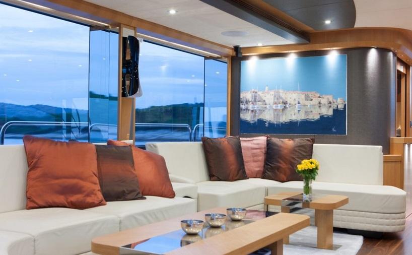 Sunseeker 28 Metre Yacht | Интерьер 2