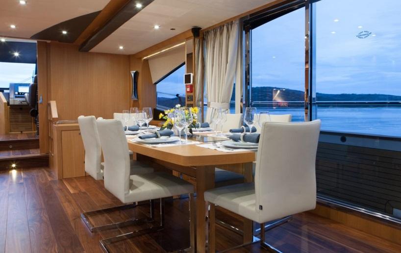 Sunseeker 28 Metre Yacht | Интерьер 5